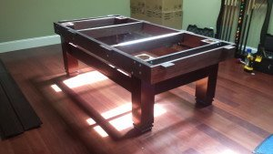 Correctly performing pool table installations, Nashua New Hampshire