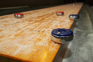 SOLO® Shuffleboard Movers Nashua, New Hampshire.